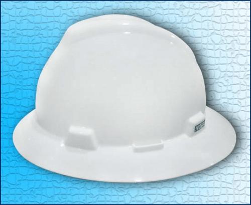 MSA SAFETY HELMET HAT