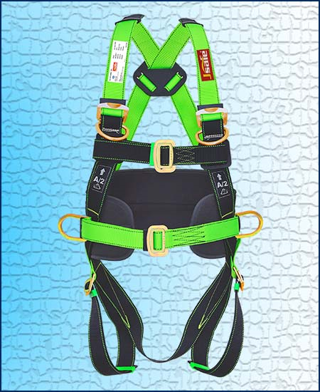 SAFETY HARNESS WITH WORK POSTIONING BELT