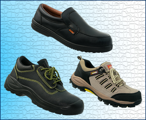 NON-METALLIC SAFETY SHOES