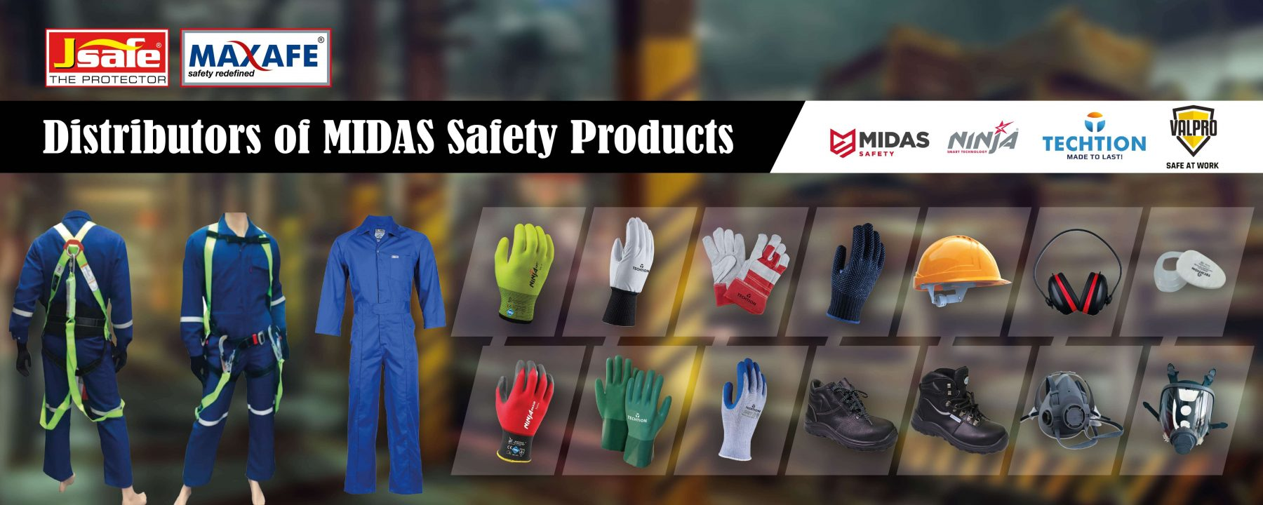 Deira Safety Protection Equipment - Best Equipment In The World