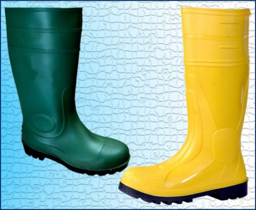 SAFETY RUBBER PVC BOOT