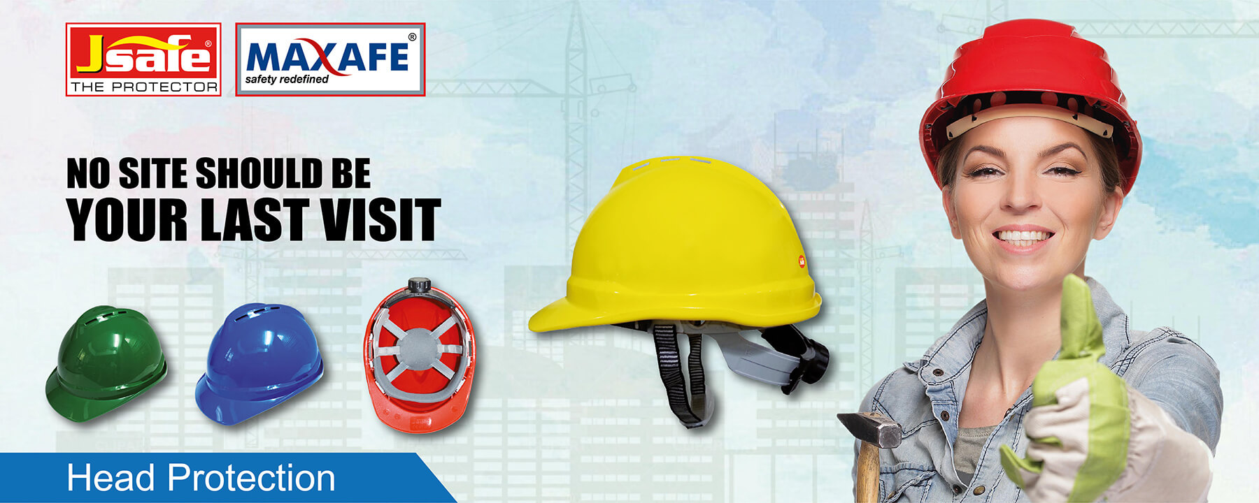 safety helmet in dubai